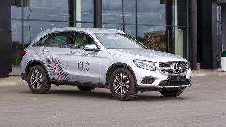 GLC 220 d 4MATIC Особая серия