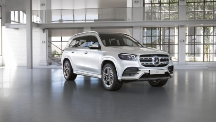 GLS 450 4MATIC Premium Plus