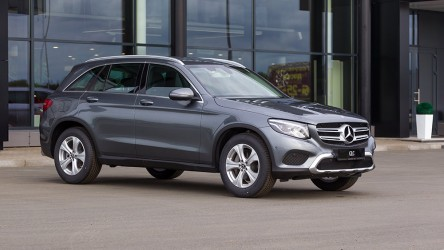 GLC 250 4MATIC Особая серия